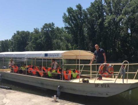 Brodić Apatinka - raspored vožnji za septembar