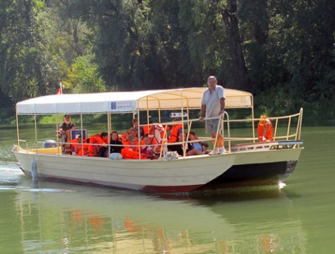 Brodić Apatinka - raspored vožnji za avgust 2020.